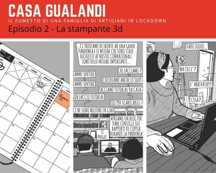 Il fumetto dei Gualandi – Episodio 2