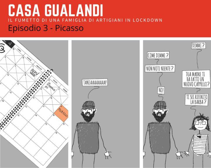 Il fumetto dei Gualandi – Episodio 3