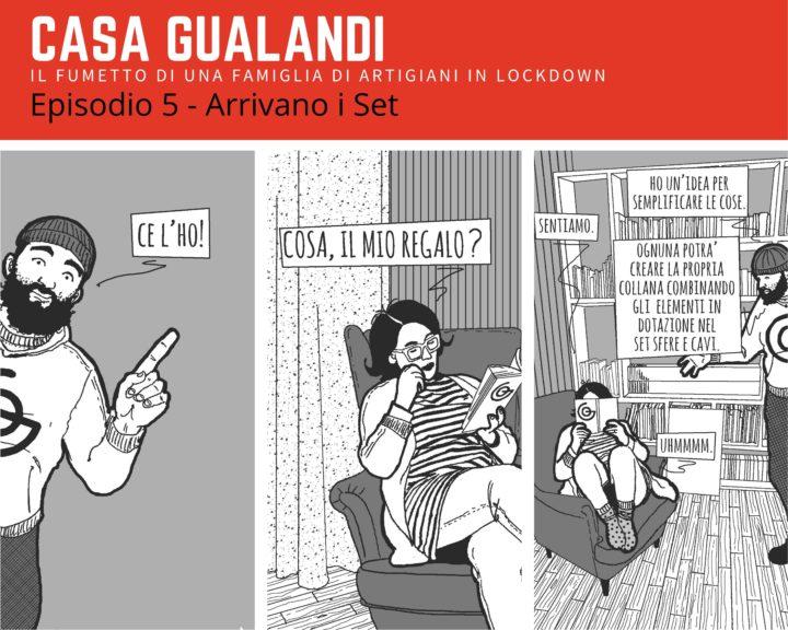 Il fumetto dei Gualandi – Episodio 5